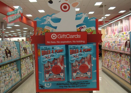 New Target Gift Card Offering